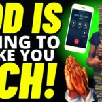 7 AMAZING SIGNS God is Trying To MAKE YOU RICH!