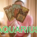 """AQUARIUS - """"THEY ARE MAKING A CHOICE"""" END OF OCTOBER, 2020 TWIN FLAME TAROT READING"""