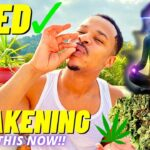 WEED & AWAKENING 🌬(ROLL UP While Watching For BEST RESULTS!🍃)