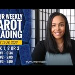 Your Weekly Tarot Reading October 19-25, 2020 | Pick #1, #2 OR #3