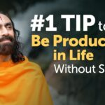 #1 Tip to be Productive in Life without Stress | Swami Mukundananda