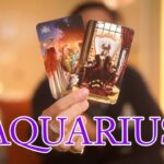 "AQUARIUS - ""TIME TO MAKE A TOUGH DECISION"" NOVEMBER 15-30, 2020 