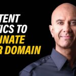5 Potent Tactics to Dominate Your Domain | Robin Sharma