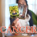 """CANCER - """"LIFE IS GOOD UNTIL SOMEONE COMES IN"""" NOVEMBER 15-30, 2020 