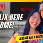 Netflix Here We Come! How we produced a Netflix Pilot...and Found Magic! Michael Sandler Jessica Lee