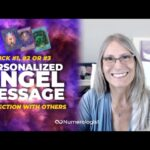 Angel Message 😇 Connections With Others And Yourself  (Personalized Angel Card Reading)