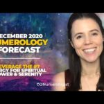 Your December 2020 Numerology Forecast: How To Leverage The #7 Energy For Spiritual Power & Serenity