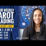 Your Weekly Tarot Reading November 30-December 7, 2020 | Pick #1, #2 OR #3
