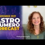 November 2020 Astrology Numerology Forecast: Big Changes Ahead!