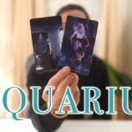 "AQUARIUS - ""THERE WILL BE REGRET"" DECEMBER 8-14, 2020 WEEKLY TAROT READING"