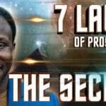 The 7 LAWS OF PROSPERITY!!! | The Secret (Law Of Attraction) Attract Wealth Instantly | Ralph Smart