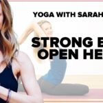 Strong Back, Open Heart - Yoga WIth Sarah Finger