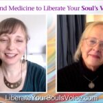 Sound Medicine to Liberate Your Soul's Voice Q&A with Chloe Goodchild