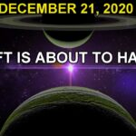 December 21, 2020 - The Great Conjunction & Energy Shift (Rare Planetary Alignment) Jupiter & Saturn