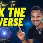 How To Receive a SIGN FROM The UNIVERSE (GET A CLEAR ANWSER!)