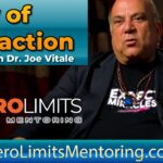 Dr. Joe Vitale - Law of Attraction tips - Want it All and More GET OUT OF YOUR MIND!