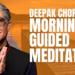 Morning Guided Meditation with Deepak - Daily Breath Podcast