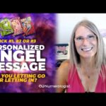 Angel Message 😇 The Strength You Need To Let Go! (Personalized Angel Card Reading)