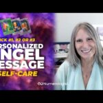Angel Message 😇 Calling Your Angels For Self-Care (Personalized Angel Card Reading)