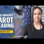 New For 2021: Your January 2021 Tarot Reading With Vannessa