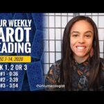 Your Weekly Tarot Reading December 7-14, 2020 | Pick A Card -  #1, #2 OR #3