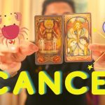 CANCER, DO YOU WANT TO KNOW YOUR LOVE CONNECTION NEXT WEEK? JANUARY 2021