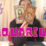 AQUARIUS, DO YOU WANT TO KNOW YOUR LOVE CONNECTION FOR NEXT WEEK? JANUARY 2021 TAROT CARD READING