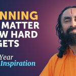 WINNING No Matter How Hard It Gets - Powerful Motivation to Start New Year 2021 | Swami Mukundananda