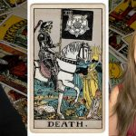 The MOST OMINOUS Card in the Tarot Deck! DEATH & Scorpio in Tarot & Astrology with Raphael Rey!
