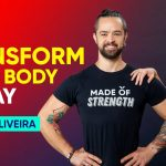 Transform Your Body Like Kumail Nanjiani With Only 30 Minutes Of Exercise/Week | Ronan Oliveira