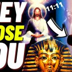 THEY CHOSE YOU�