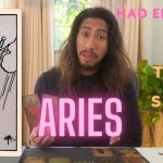 ARIES TAROT CARD READING | PUTTING YOUR FEET ON THE GROUND | END OF JANUARY 2021