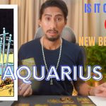 AQUARIUS TAROT CARD READING | ALL THINGS HAVE AN EXPIRATION | END OF JANUARY 2021