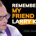 What Larry King Learned from 60,000 Interviews