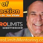 Dr. Joe Vitale - Law of Attraction tips - The Only Book you Need to Read