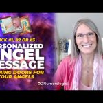 Angel Message 😇 Saying 'Yes' to Welcoming The Light (Personalized Angel Card Reading)