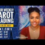 Your Weekly Tarot Reading January 18,-25, 2021 | Pick A Card - #1, #2 OR #3