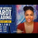 Your Personalized Weekly Tarot Reading with Vannessa from Beyond Your Sun Sign