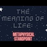 The Meaning Of Life... (Metaphysical Standpoint)