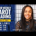Your Weekly Tarot Reading January 4,-11, 2021 | Pick A Card - #1, #2 OR #3