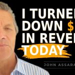 Why I Turned Down $100k In Revenue Today