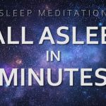 Sleep Meditation Fall Asleep in Minutes Sleep Talk Down Hypnosis (Calm Music & Ocean Waves)