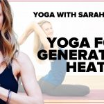 Yoga for Generating Heat with Sarah Finger