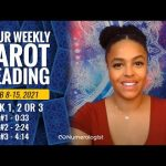 Your Personalized Weekly Tarot Reading 🃏🔮 8-14 FEB, 2021