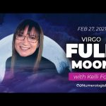 Full Moon In Virgo Forecast (Feb 27th 2021) | Predictions For Change
