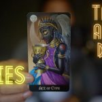 ARIES | SO WHO'S GOING TO WIN? | TAROT AFTER DARK READING MARCH, 2021