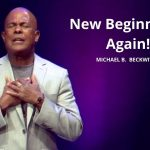 """New Beginnings Again!"" w/ Michael B. Beckwith"