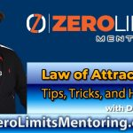 Dr. Joe Vitale - Law of Attraction tips - Start Stroking Egos - But Why