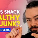 Healthy or Junk? Smart Grocery Haul for PROTEIN and SNACKS   Ronan Oliveira