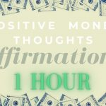 "222 ""Positive Money Thoughts"" Affirmations 